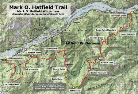 Columbia River Gorge WyEast Blog