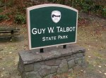 Welcome (again) to Guy W. Talbot State Park!