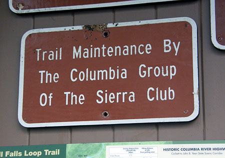 Kudos to the Sierra Club volunteers!
