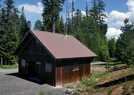 The Billy Bob Winter Shelter