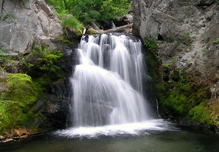 Lower Sahalie Falls