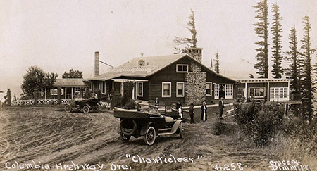 Chanticleer Inn circa 1920