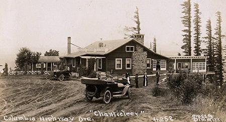 Chanticleer Inn circa 1920