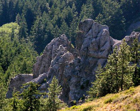 """Badlands Basin: """"The Grizzly Bear"""""""